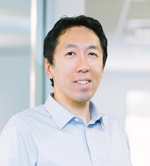 Headshot of Dr. Andrew Ng