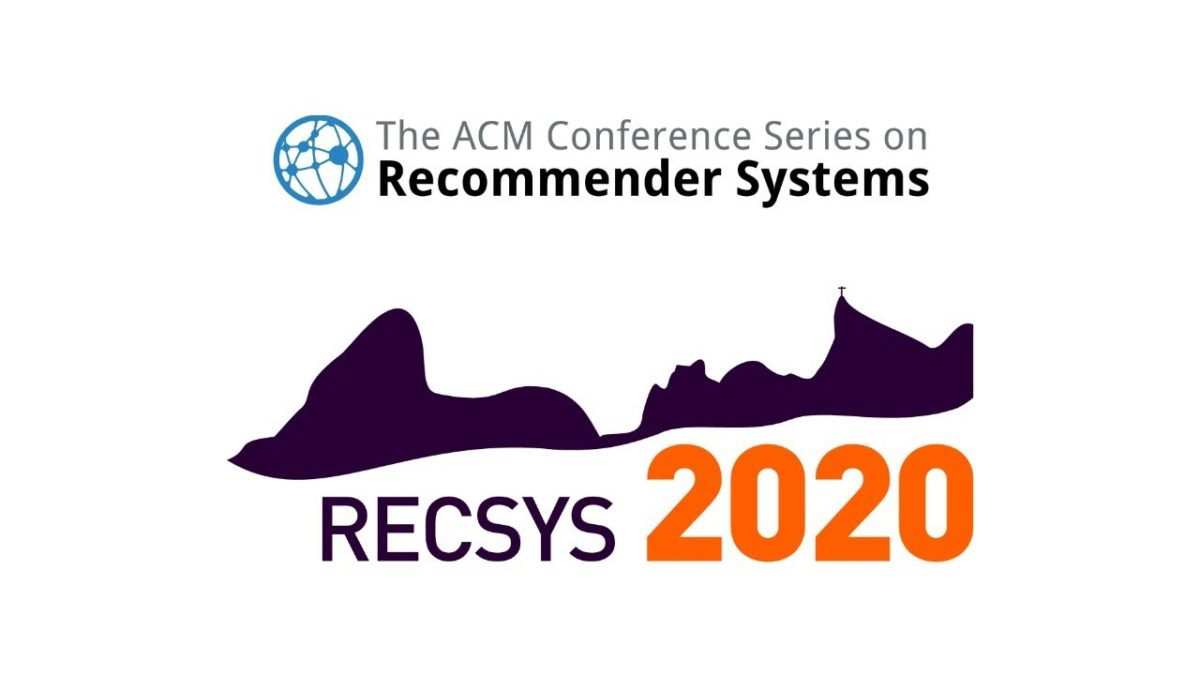 Recommender Systems Conf 2020 Logo